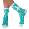 Women's Aquarius Crew Socks