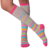 Women's Sorry I'm Late Knee High Socks