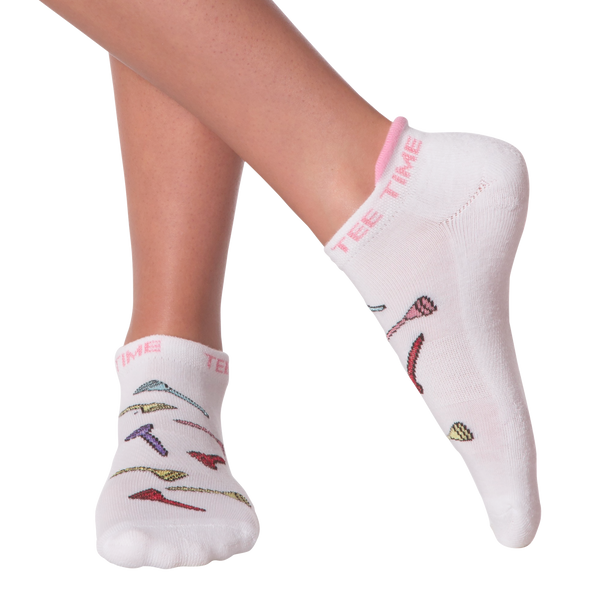 Women's Tee Time Ankle Socks