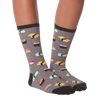 Women's Sushi Crew Socks