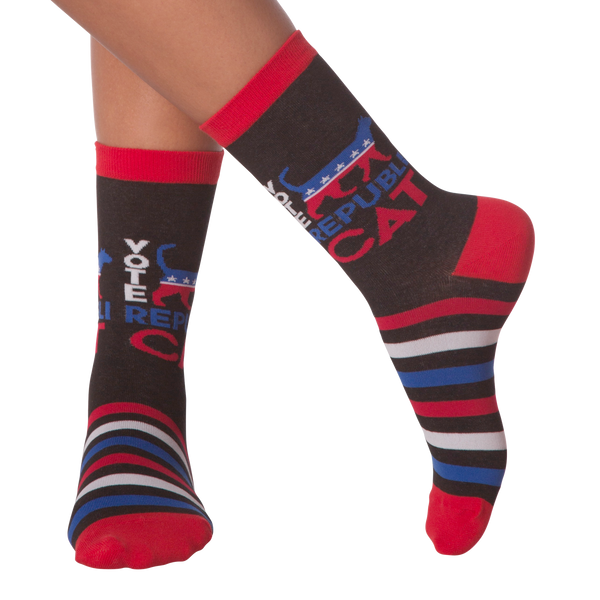 Women's Republicat Crew Socks