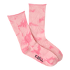 Women's Tie Dye Roll Top Crew Socks