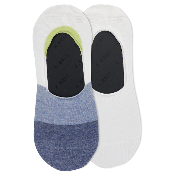 Women's Colorblock Liners 2 Pair Pack