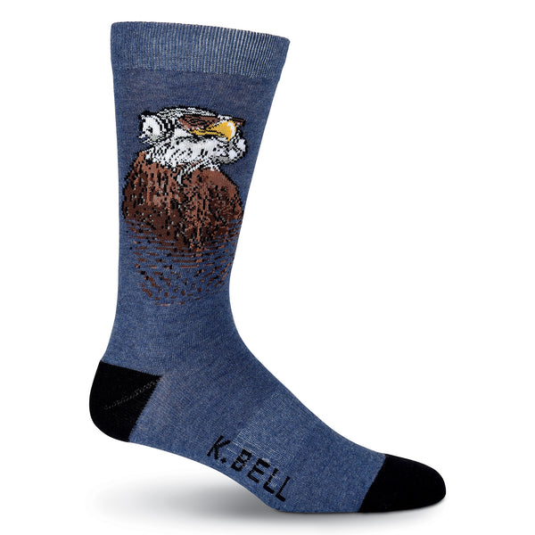 Men's Eagle Eye Crew Socks