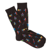 Men's Super Heroes Crew Socks