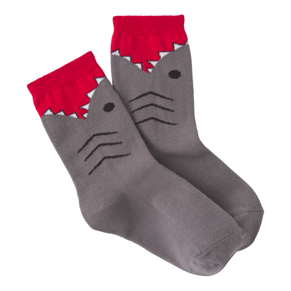 Kid's Shark Crew Socks
