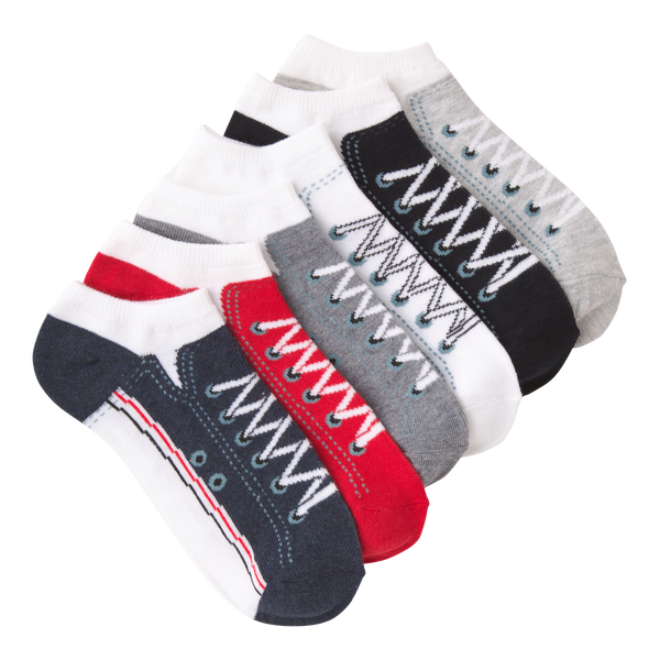 Women's Sneaker Ankle Socks Six Pair Pack