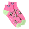 Women's Tennis Cat Ankle Socks