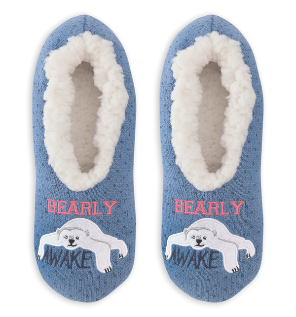 Women's Bearly Awake Slippers
