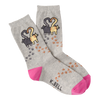 Women's Cat Love Crew Socks