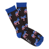 Men's Democrat Crew Socks - American Made