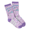 Women's Pisces Crew Socks