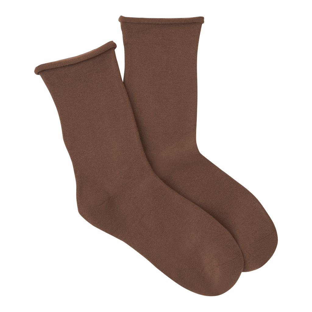 Women's Relaxed Top Crew Socks