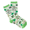 Women's Make Your Own Luck Crew Socks