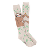 Women's Silly Sloth Knee High Socks
