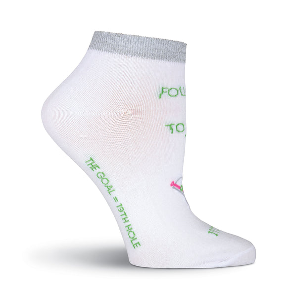 Women's Follow Me Ankle socks