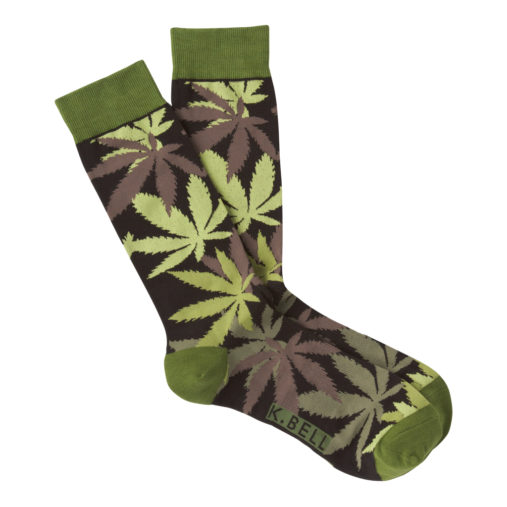 Men's Pot Luck Crew Socks