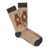 Men's Will Hug For Beer Crew Socks