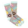 Women's Donuts Crew Socks