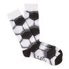 Men's Soccer Ball Crew Socks