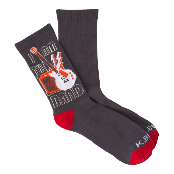 Men's I'm The Band Crew Socks