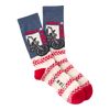 Men's Ride Free Crew Socks - American Made