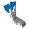 Men's Great White Shark Crew Socks