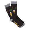 Men's Beer Crew Socks -  American Made