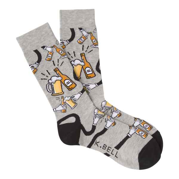 Men's Cheers Crew Socks