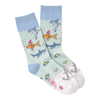 Women's Attitude Fish Crew Socks
