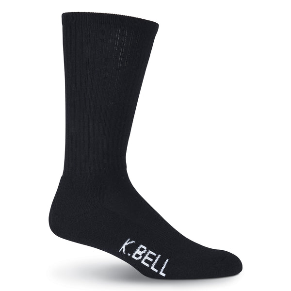 Men's Basic Sport Crew Socks