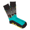 Men's Don't Stop Believing Crew Socks