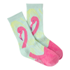Kid's Flamingo Crew Socks