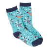 Women's Fireworks Crew Socks - American Made