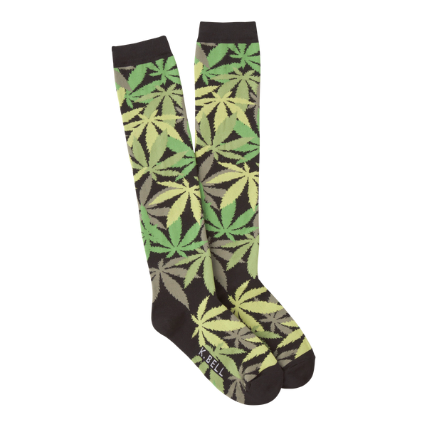 Women's Pot Luck Knee High Socks