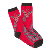 Women's Giraffe Crew Socks