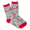 Women's Democat Crew Socks
