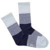 Women's Random Feed Colorblock Crew Socks