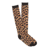 Women's Leopard Print Knee High Socks