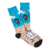 Men's Volleyball Crew Socks