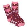 Women's Taurus Crew Socks