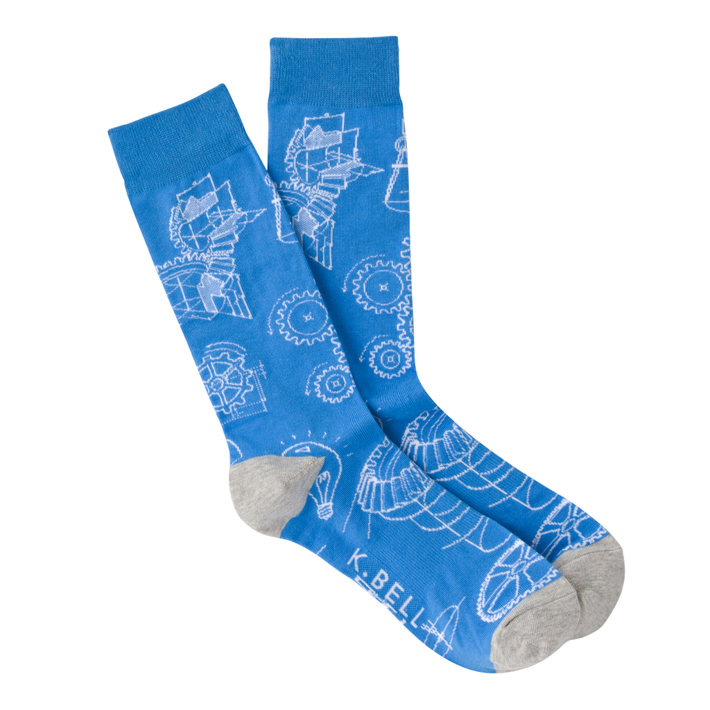 Men's Engineer Crew Socks