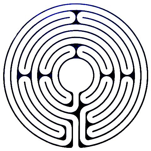 Sponsor the Labyrinth at our Sterling Street Garden and Gathering Space!