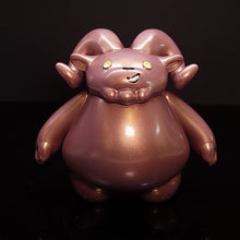 "Load image into Gallery viewer, 5"" Vinyl Rose Gold Ramble Figure LE 1/1"