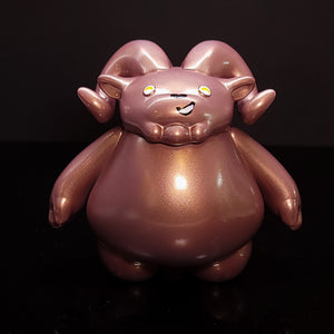 "5"" Vinyl Rose Gold Ramble Figure LE 1/1"