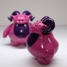 "Load image into Gallery viewer, 3"" Pink and Purple Gloss Ramble"
