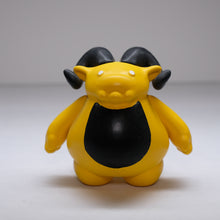 "Load image into Gallery viewer, 3"" Black and Yellow Glow (GLOW IN THE DARK) (website test do not buy)"