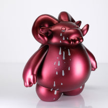 "Load image into Gallery viewer, 5"" Vinyl Red Wine Cyring Ramble Figure LE 1/1"