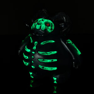"4"" Glow-in-the-Dark Ramghoul Skelly"