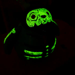 "4"" Glow-in-the-Dark Skellytor"